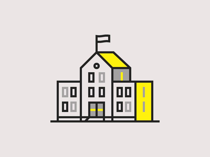 Custom Icon – Public School