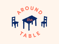 Around the Table Wordmark