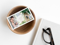 Heather K Cook Photography Biz Cards