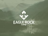 Eagle Rock Camp Logo Concept