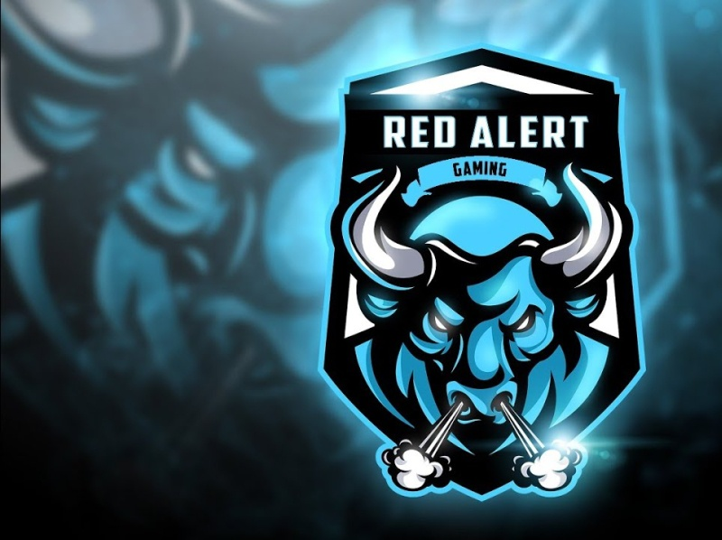 Red Alert Logo Design By Dany Leo Ornate Computer Systems Housing Services L L C On Dribbble
