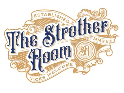 The Strother Room Logo