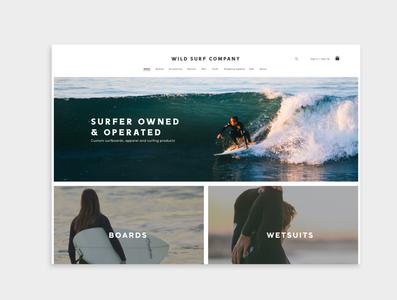 Daily Ui 3 - Landing Page web ux typography ui