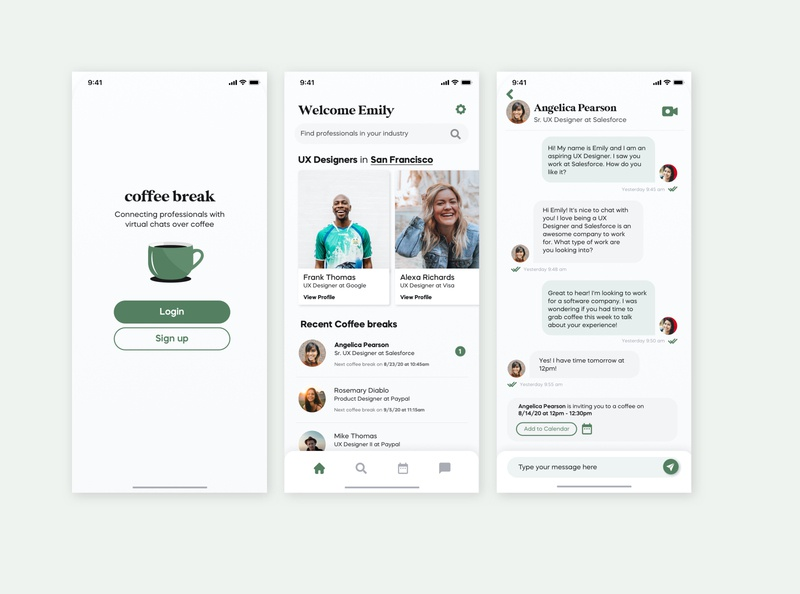 Daily UI Direct Messaging messaging chat direct messaging direct message dm daily ui 13 daily ui 013 daily ui challange dailyuichallenge daily ui