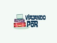 ViajandoPor Logo