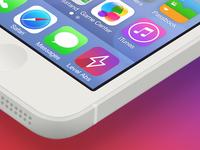 Level Abs iOS Icon