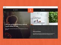 NaturVention website