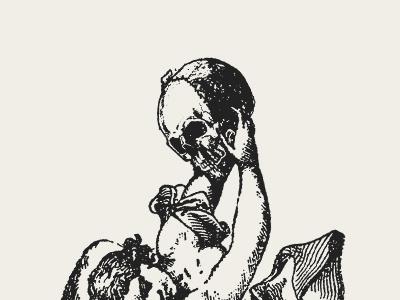 Fallen anberlin angel skull vintage tour merch