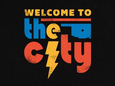 Welcome okc thunder nba welcome basketball city 405 oklahoma retro