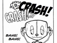 Crack, Crash, Bang! Bang!