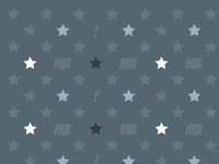 Moon Racket! Newsletter Background