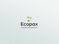 Ecopax desktop corporate design