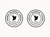 Stamp ecopax