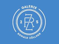 ZR Monogram Stamp