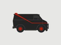 A-Team Car