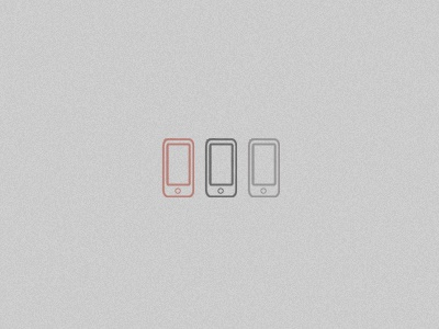 i-cons icons simple