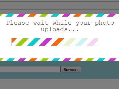 Please wait... upload wait popup