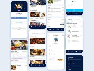 YourMarketHub App web icon interface mobile ui mobile application mobile mobile app minimal ux ui design 2021 visual design application app