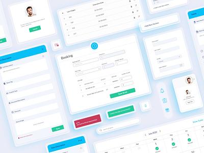 UI Elements application app mobile app 2021 minimal design software interface ux ui web design