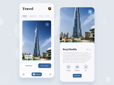Travel Booking  UI/UX Design Concept travel agency traveling travel app booking travel uxuidesigner uxui webdesign landingpage uxui design uxuidesign ux  ui uxui uxdesign ux design ui  ux ui uiux uidesign ux douarts ui design
