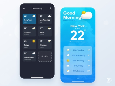 Weather Forecast App UI/UX Design Concept weather ui weather app weather app 4k douarts ux  ui uxdesign ux design uxui ux ui  ux uiux uidesign ui design ui uixu uixdesign uixui uix