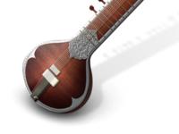 Sitar Musicalinstrument