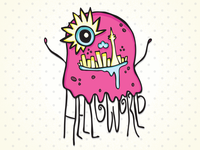 Hello World: Official Dribbble Meetup - Apr 9 (Toronto)