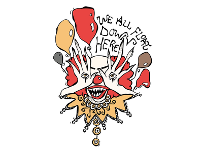 Monster Mashup monster illustration