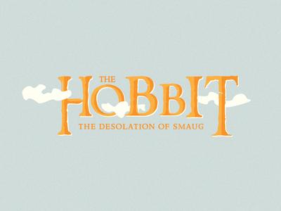 The Hobbit Title Treatment