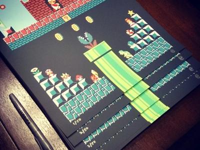 Super Mario Bros: Level One