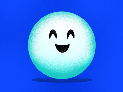 Smile Emoji textline photoshop textures blue icon smiley emoji smile happy