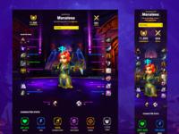 World of Warcraft Responsive Profile