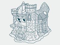 Castle Grayskull - WIP