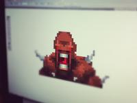 Doom 8-Bit - WIP
