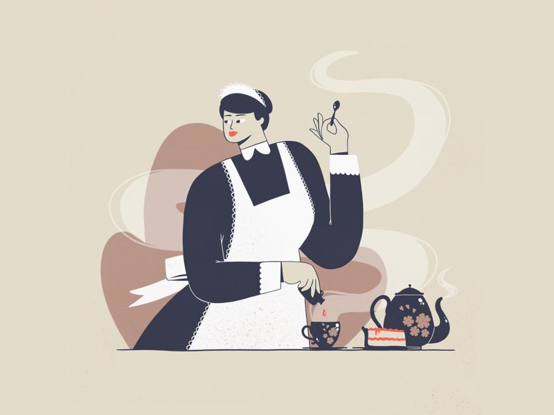Little Murder - 1 illustration procreate ipadpro cute art
