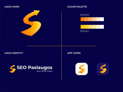 Initial S Logo Design | SEO Logomark ultra modern logo logodesign colorful s logo seo logo for company seo logo design modern s logo abstract logo design s logo abstract art professional logo modern lettering branding business logo gradient logo colorful logo logo design brand identity modern logo