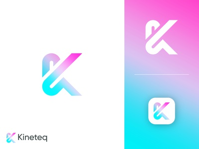 Modern K Letter Logo | K logo design abstract k logo k logo idea k letter design k logo graphicdesign letter logo modern logo design modern logos abstract logo abstract art professional logo modern lettering business logo gradient logo colorful logo logo design brand identity modern logo