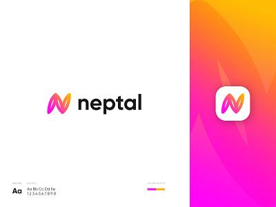 N Letter Logo modern n logo n logo idea n letter logo n logo design abstract n logo abstract logo abstract art professional logo modern lettering business logo gradient logo colorful logo logo design brand identity modern logo