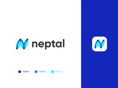 Modern N Letter Logo Design professional n logo abstract n letter n logo idea abstract n logo initial n logo n letter design n letter logo modern n logo logo idea abstract logo abstract art professional logo modern lettering business logo gradient logo colorful logo logo design brand identity modern logo