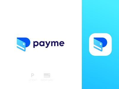 P + Credit Card pay logo idea abstract pay logo abstract logo wallet logo alphabet design p with credit card logo credit card logo letter logo pay logo p letter logo logo illustration design modern lettering business logo gradient logo colorful logo logo design brand identity modern logo