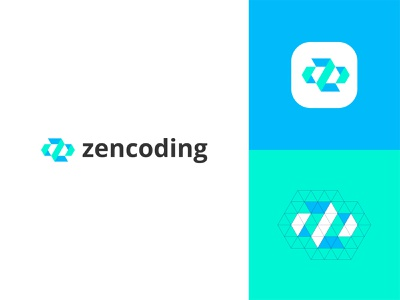 Z+ Coding logo maker modern professional logo abstract art z with coding logo coding logo branding abstract logo letter logo logo illustration design modern lettering business logo gradient logo colorful logo logo design brand identity modern logo