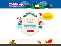 Layout Navidad Web Login1