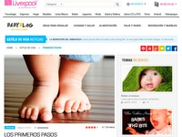 Baby Blog Interior