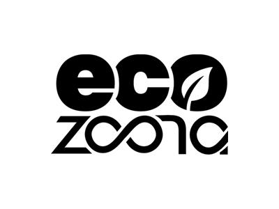 Eco Zoona Logo zona zoo eco zone protection pets animals logo brand