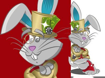 Branding Mascot illustration mascot character rabbit bunny branding