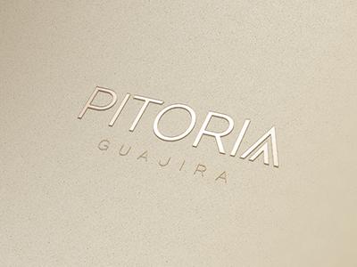 Pitoria - Logo Brand branding brand logo handbag purse elegant notecase billfold women wallet luxury