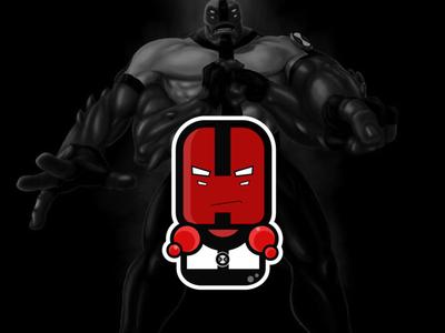FourArms cartoonnetwork illustrator logo adobe illustrator graphic design artwork adobe