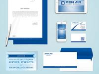 Pen Air FCU Corporate Identity