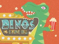 Dinos -n- Drive Ins