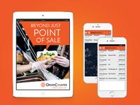 OrderCounter POS App Design